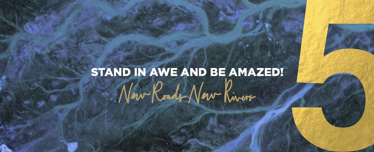 Stand in Awe and Be Amazed!